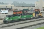 BNSF 8019